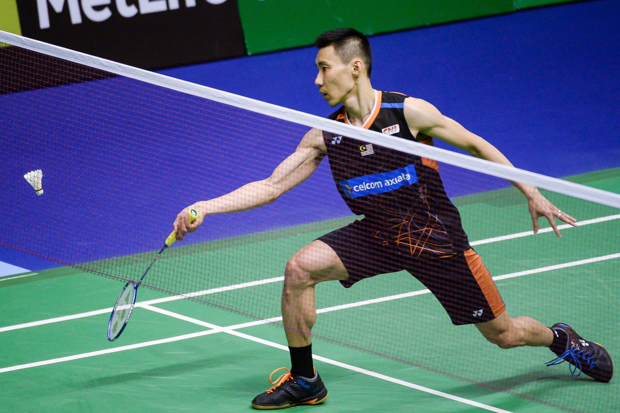 Lee Chong Wei wins record fifth Hong Kong Open title as upsets seedings