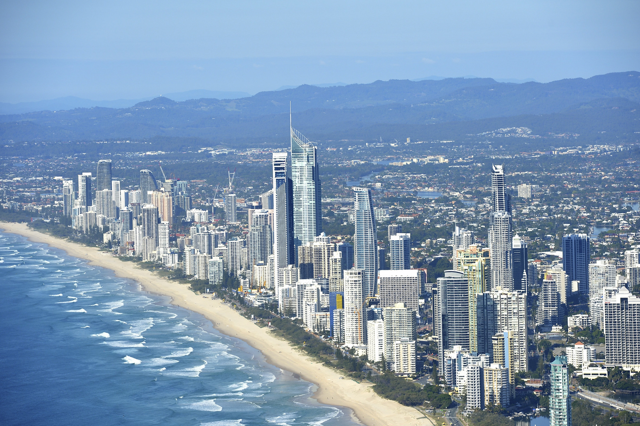 The CGF expressed their confidence in Gold Coast preparations for the Commonwealth Games ©Getty Images