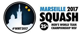 Egypt will be the favourites to win the Men's World Team Squash Championships in Marseille ©WSF