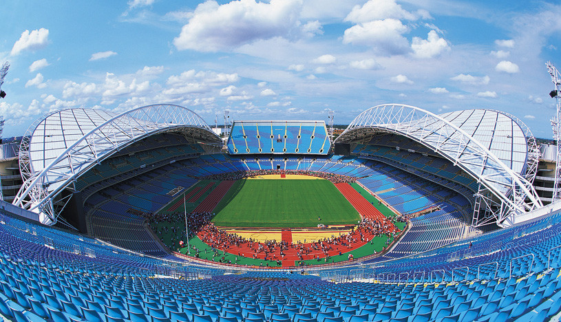 The ANZ Stadium, as it is currently known, has been a multi-purpose venue since Sydney 2000 and hosted several sports and concerts ©ANZ Stadium