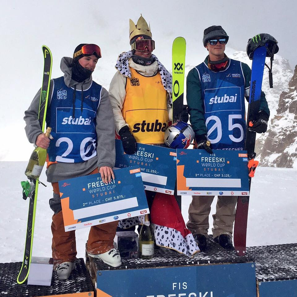 Braaten secures maiden FIS Slopestyle World Cup win in Stubai