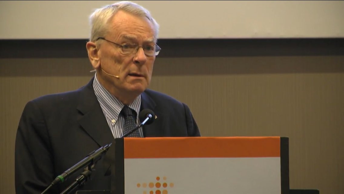 Richard Pound has criticised the priorities of International Federations ©Twitter