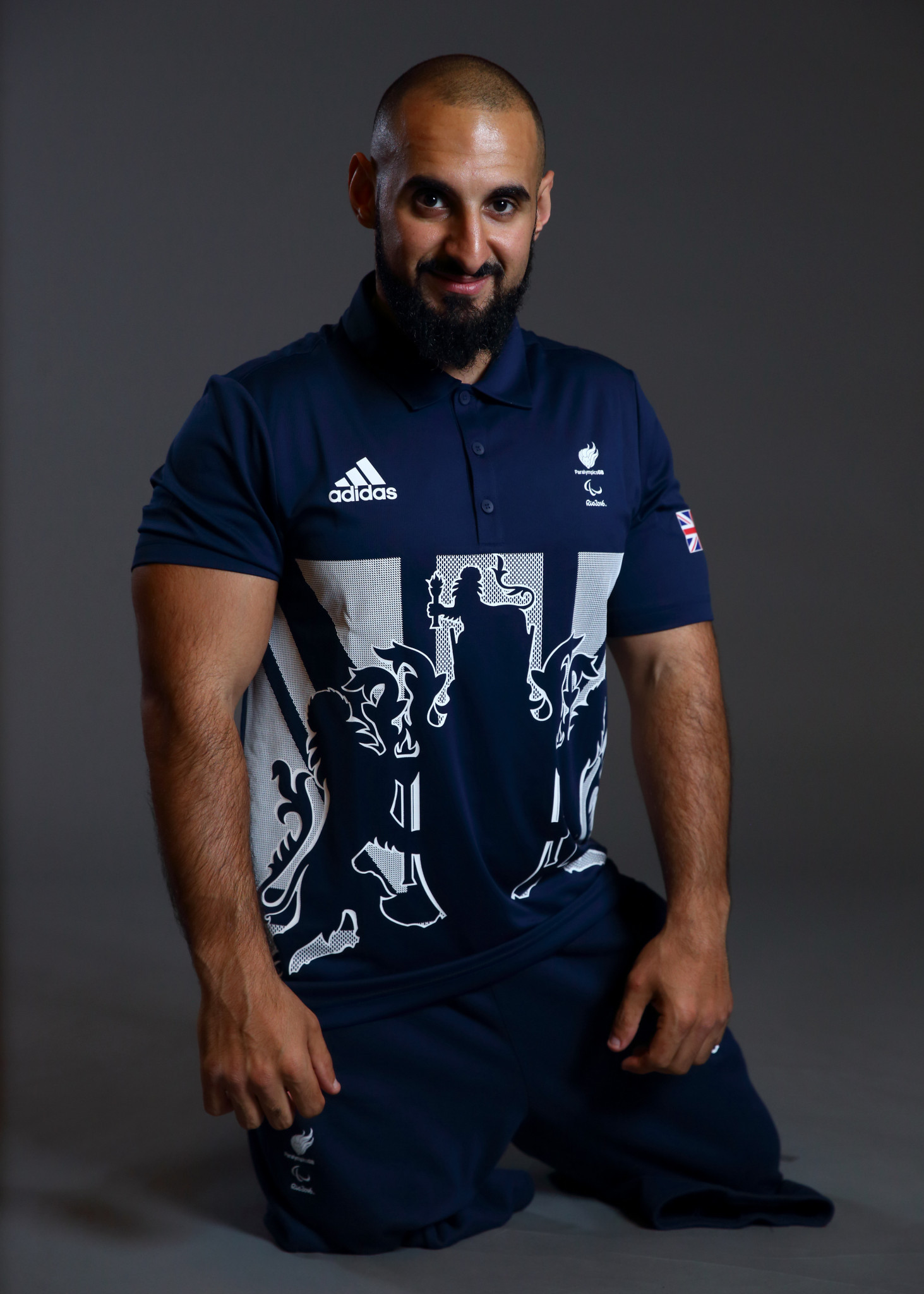 Great Britain's Ali Jawad is joined by Nigeria's Lucy Ejike and Egypt's Sherif Osman as the three powerlifting candidates for in line to become the World Para Powerlifting Athlete Representative ©Getty Images