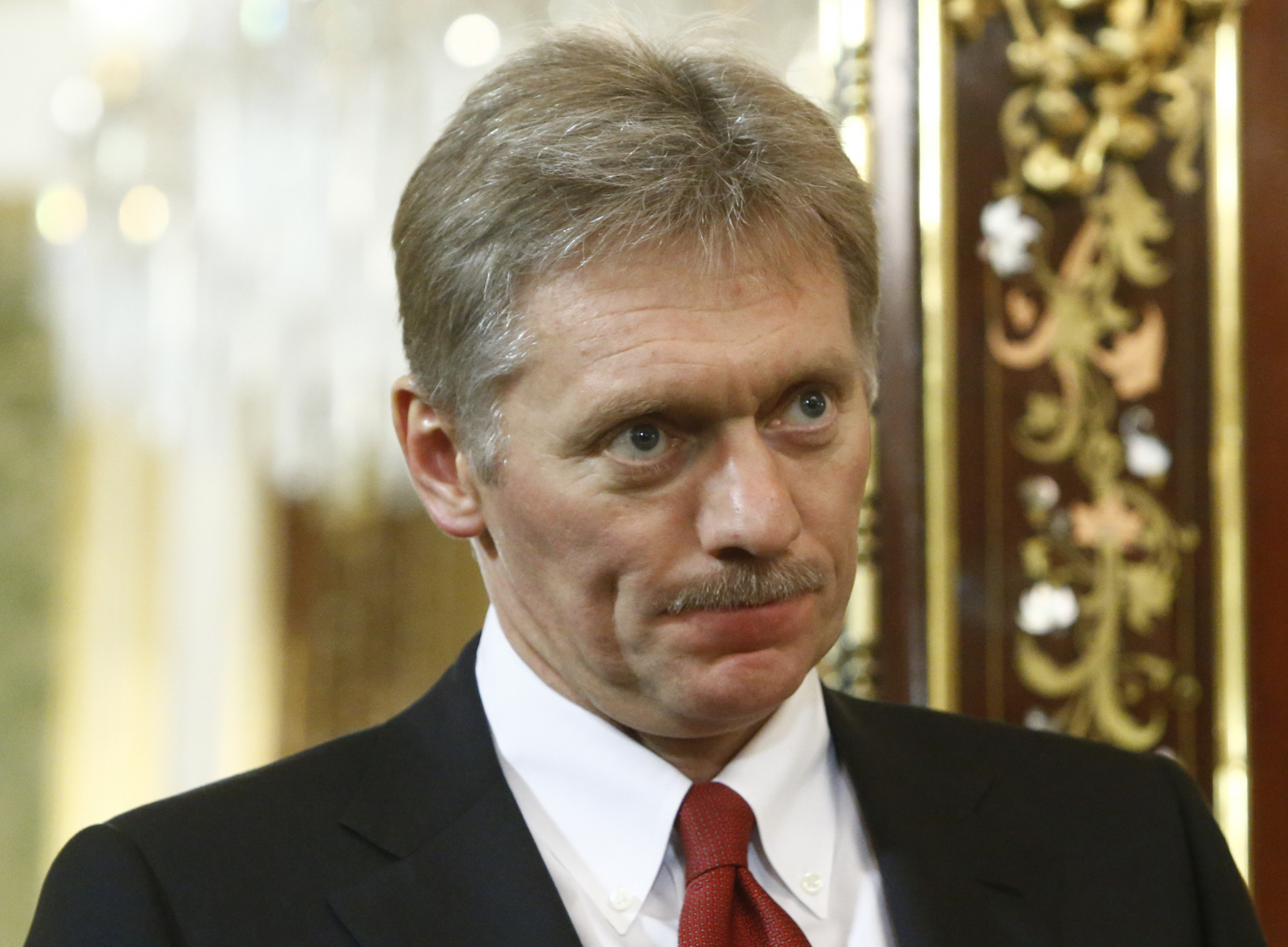 """Kremlin spokesman Dmitry Peskov has claimed it will be hard to """"steal"""" Russia's victory at Sochi 2014 ©Getty Images"""