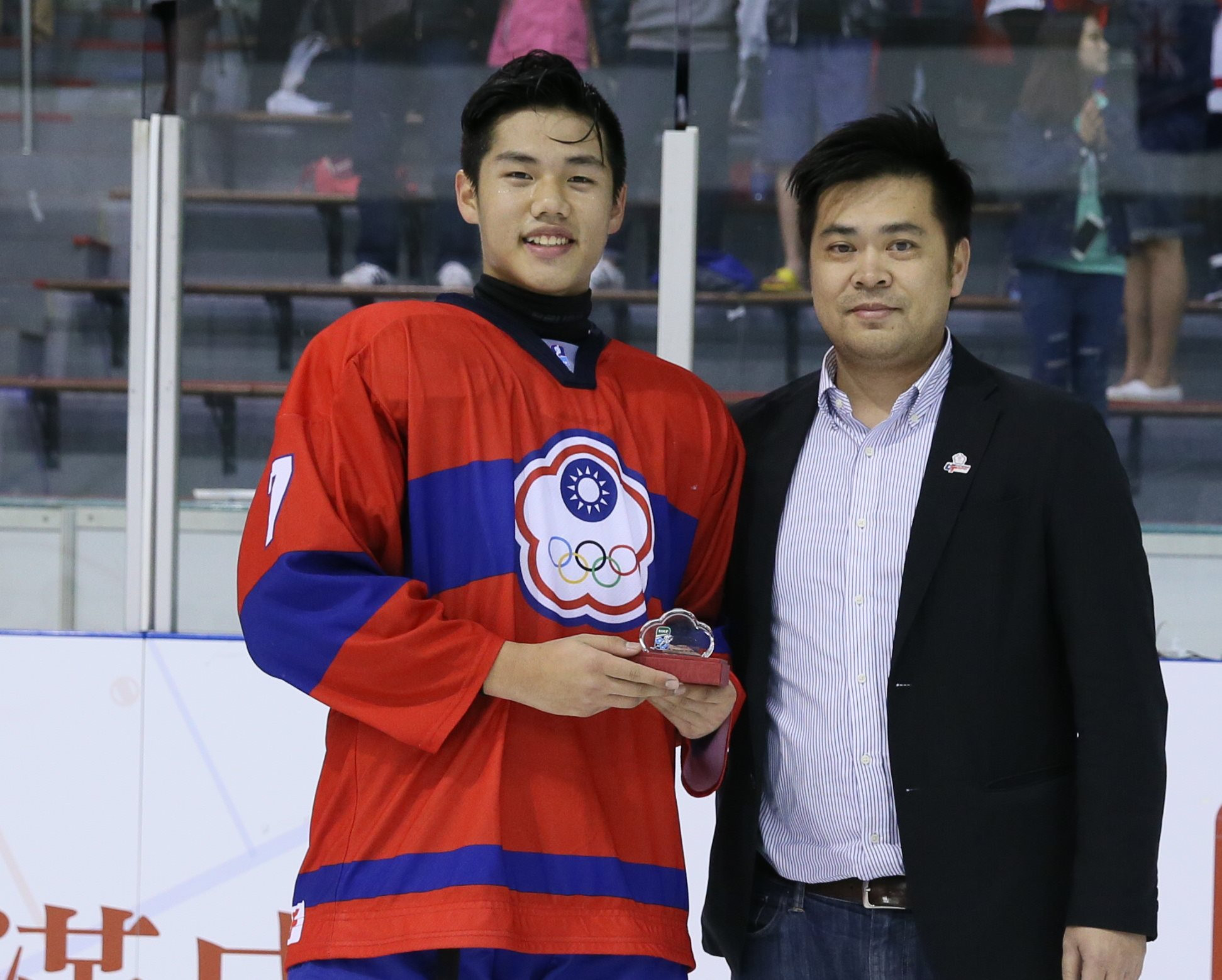 Chinese Taipei ice hockey skipper dies suddenly at the age of 16