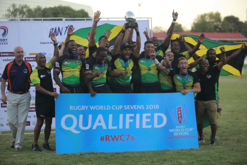 Jamaica will make their Commonwealth Games rugby sevens debut at Gold Coast 2018 ©World Rugby