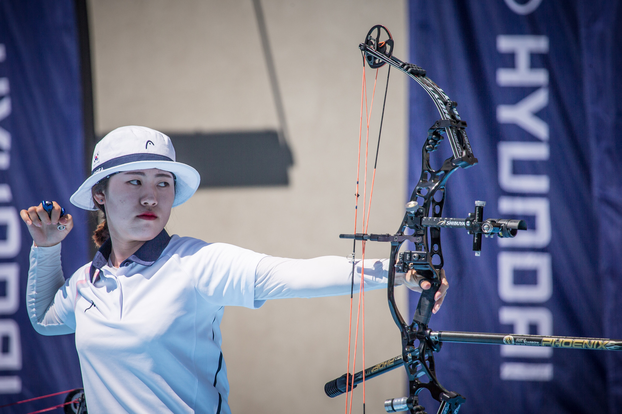 South Korea reach mixed compound and recurve finals at Asian Archery Championships