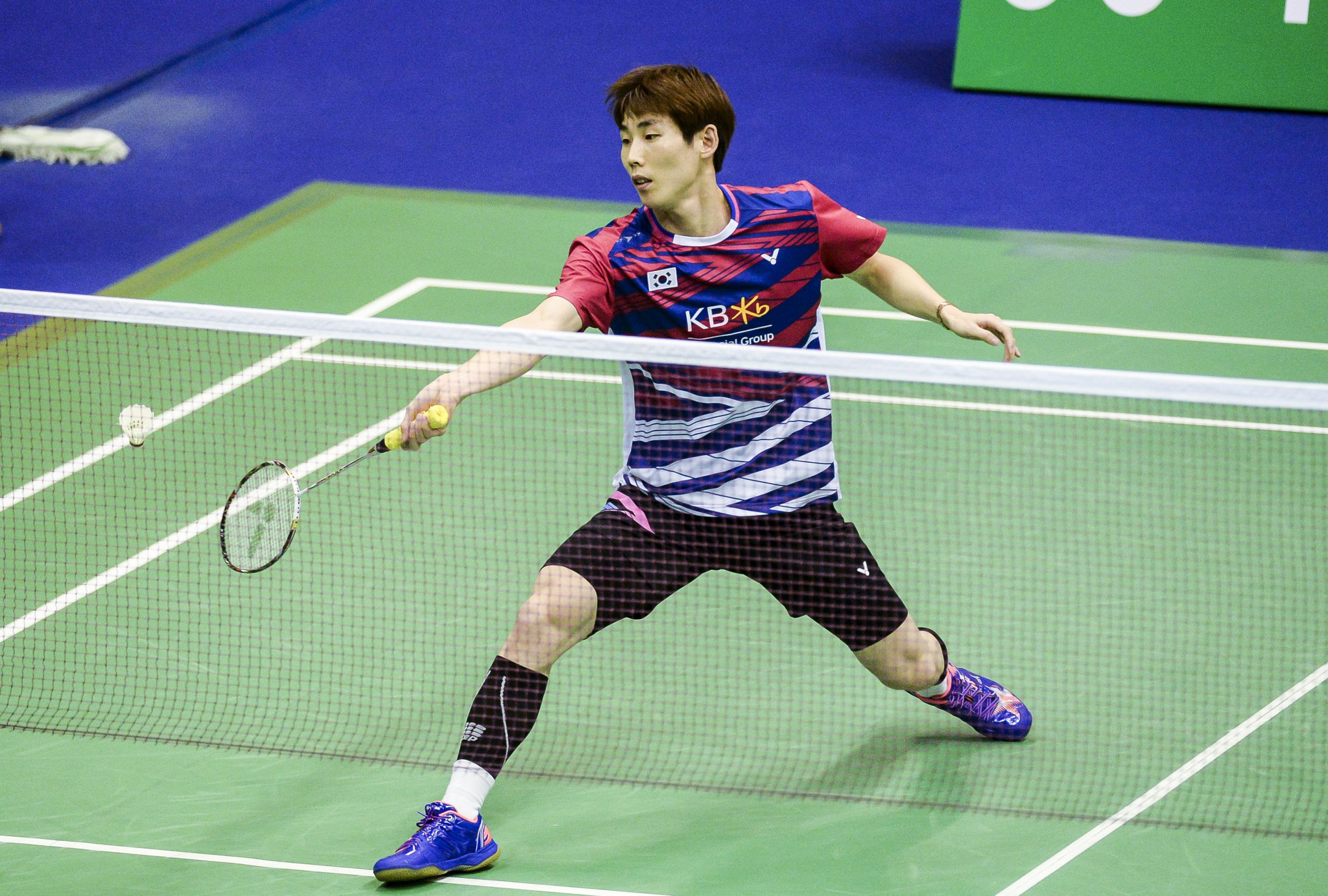 Son targets title defence at BWF Korea Masters