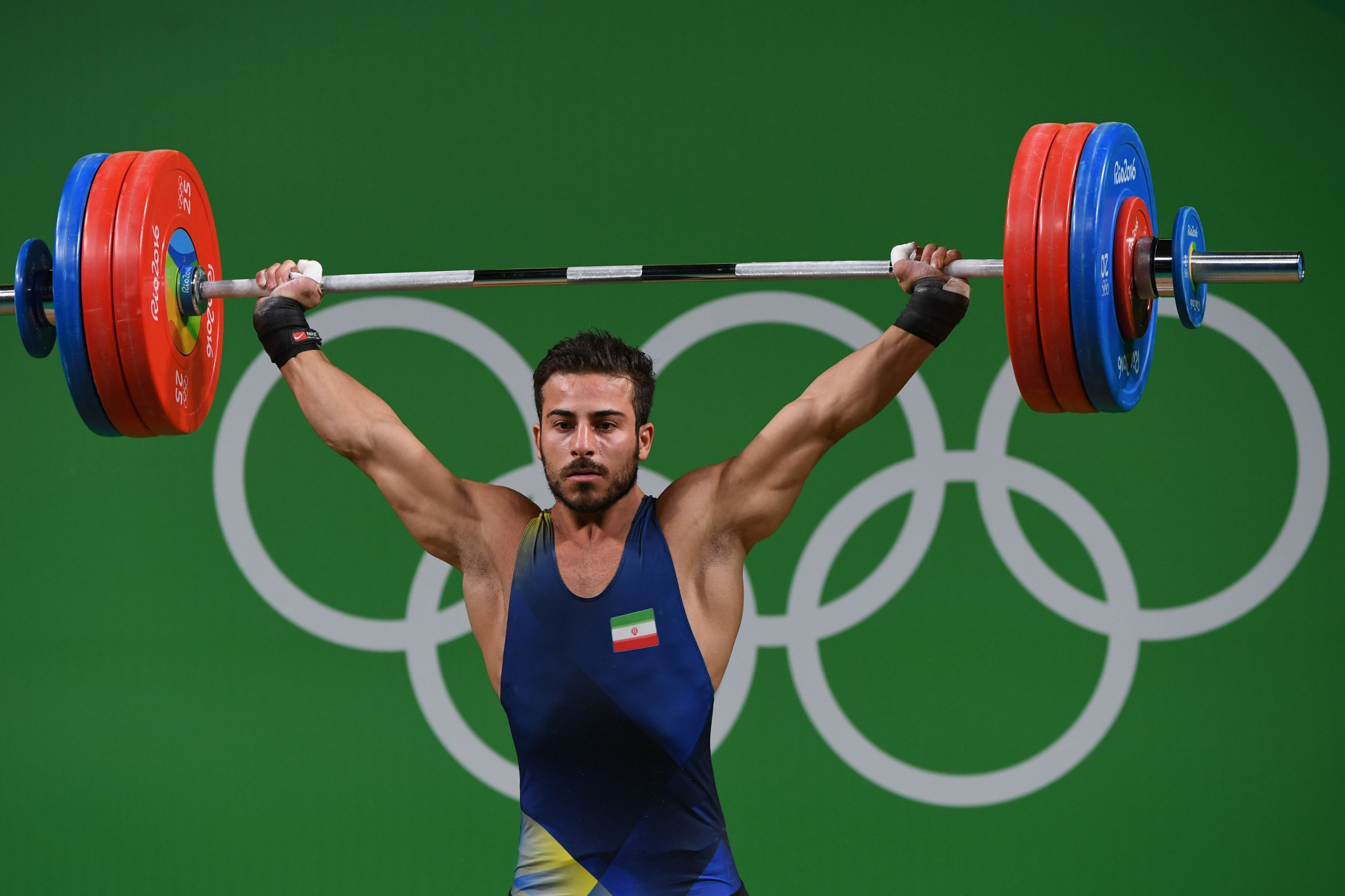 Reigning Olympic champion Kianoush Rostami will lead Iran's charge for medals ©Getty Images