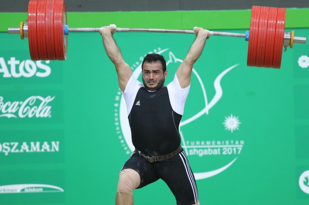 Weightlifting was among the 21 sports that featured on the programme at the 2017 Asian Indoor and Martial Arts Games in Ashgabat ©Ashgabat 2017