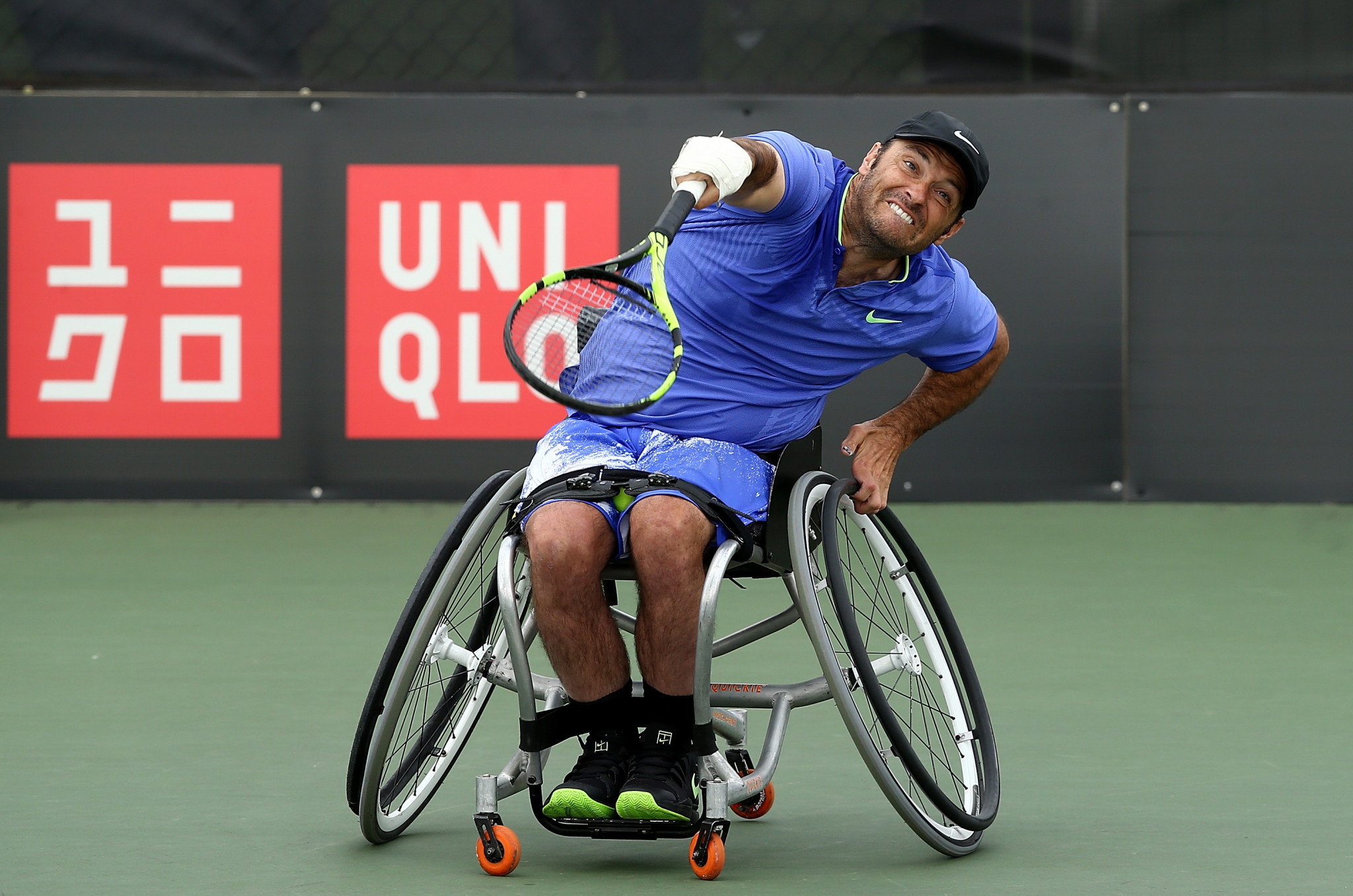 Wimbledon to trial wheelchair quad doubles at next summer's Championships