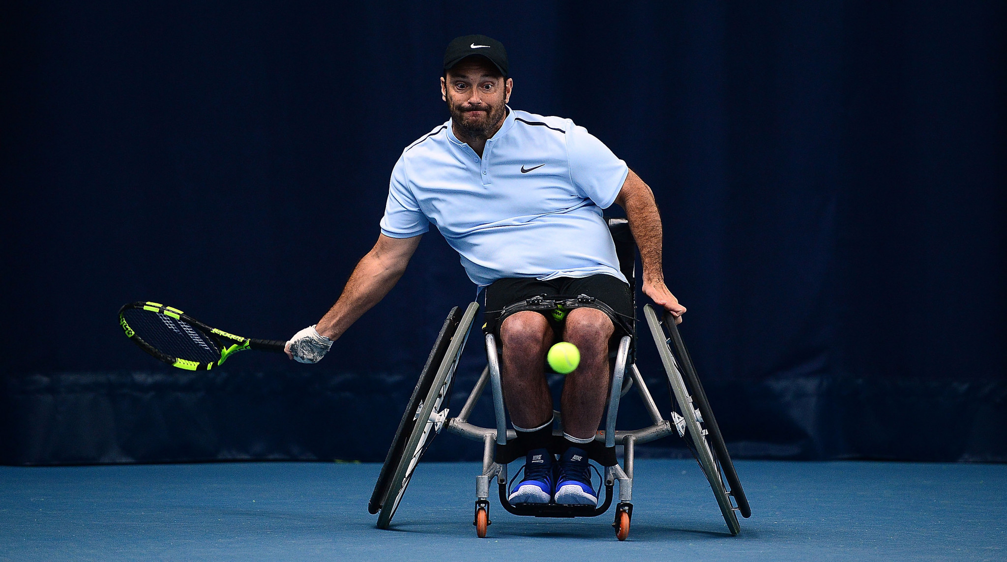 World number one ranking the top prize at NEC Wheelchair Tennis Masters