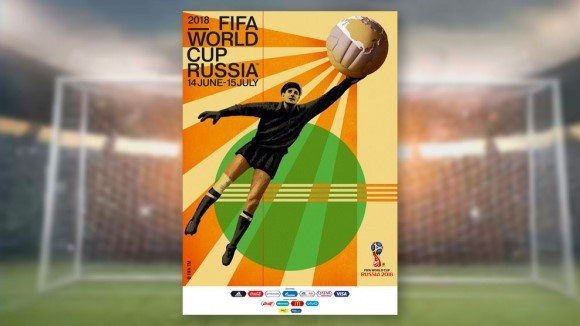 FIFA reveal official Russia 2018 World Cup poster as first ticket sales phase concludes