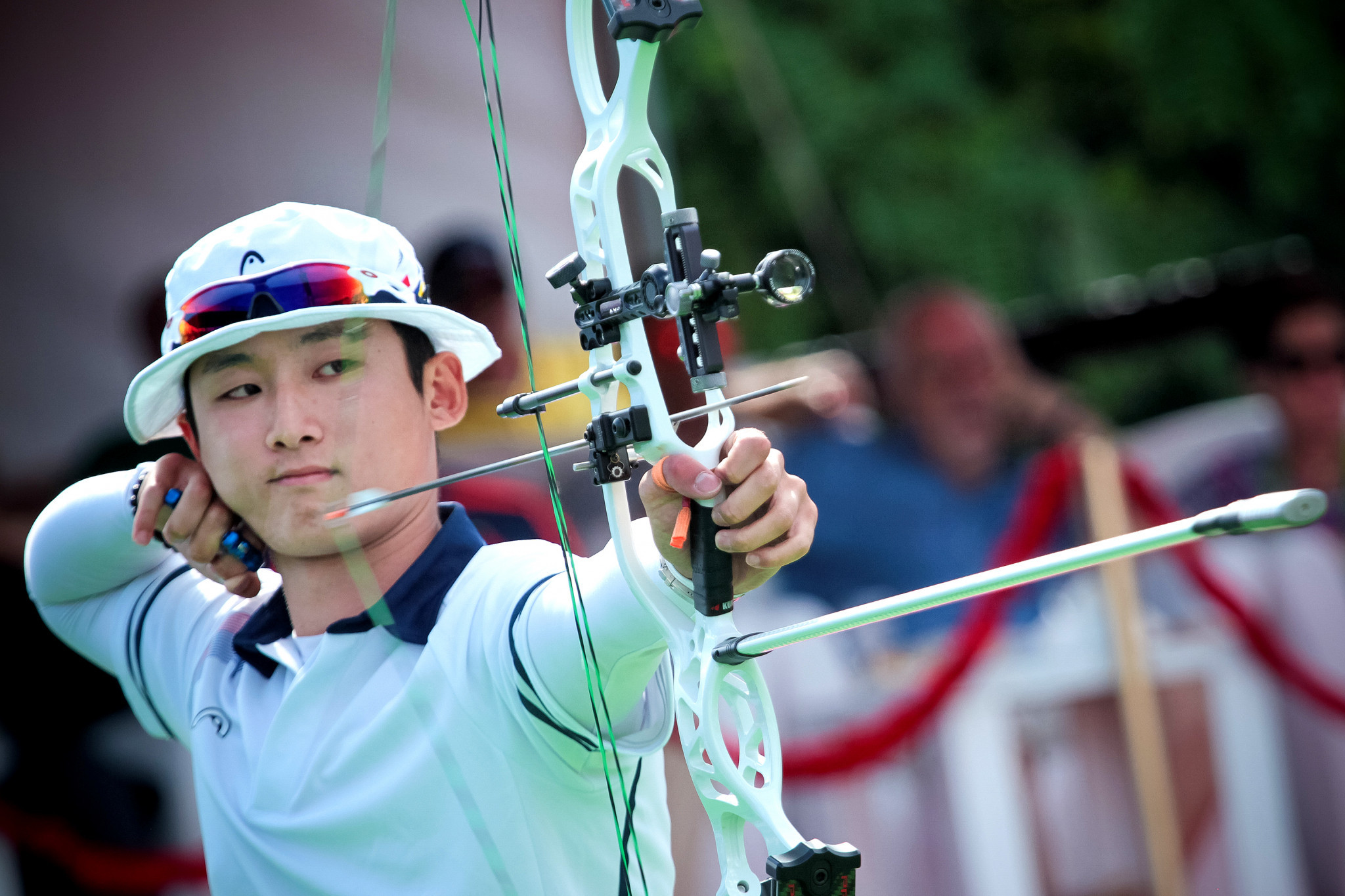 South Korea win double gold in mixed team events at 2017 Asian Archery Championships