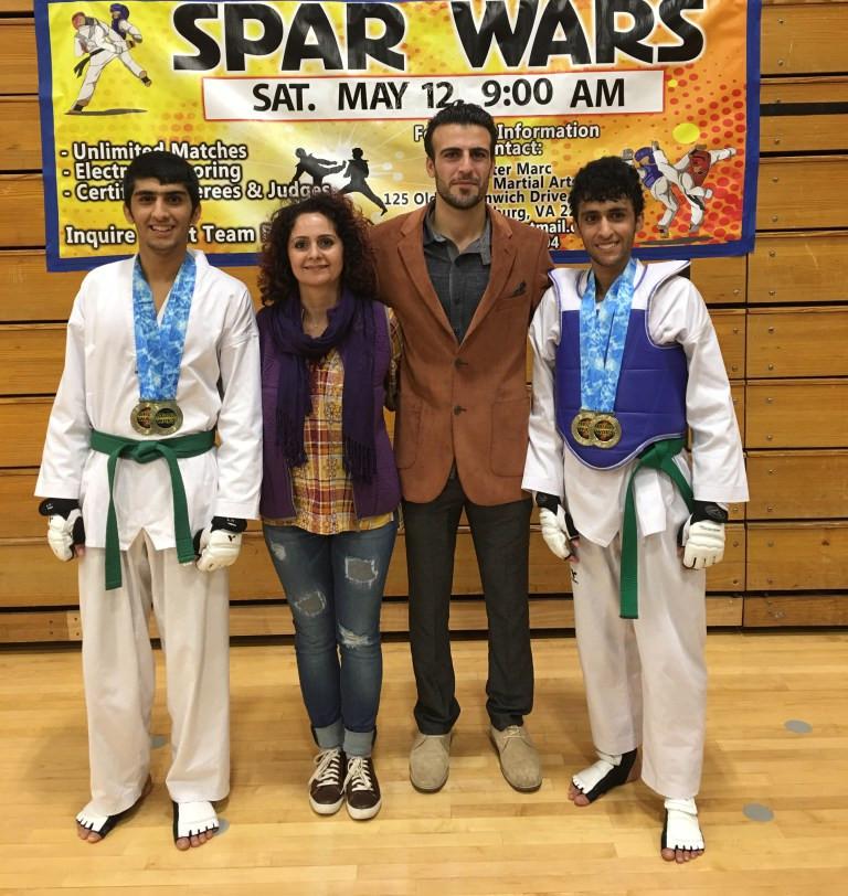 Taekwondo club in United States seeking additional funding for refugee programme