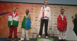 Rwandan para-taekwondo team looking ahead to IWAS World Games following London success