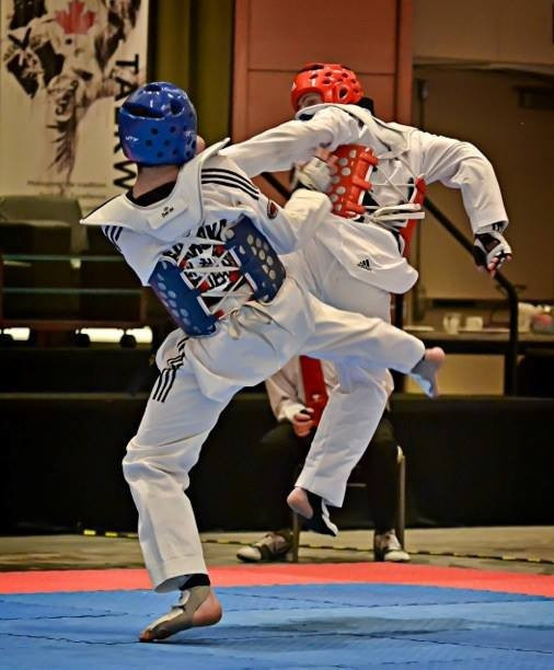 The Canadian National Championships is one of the two events inviting bidders ©Taekwondo Canada