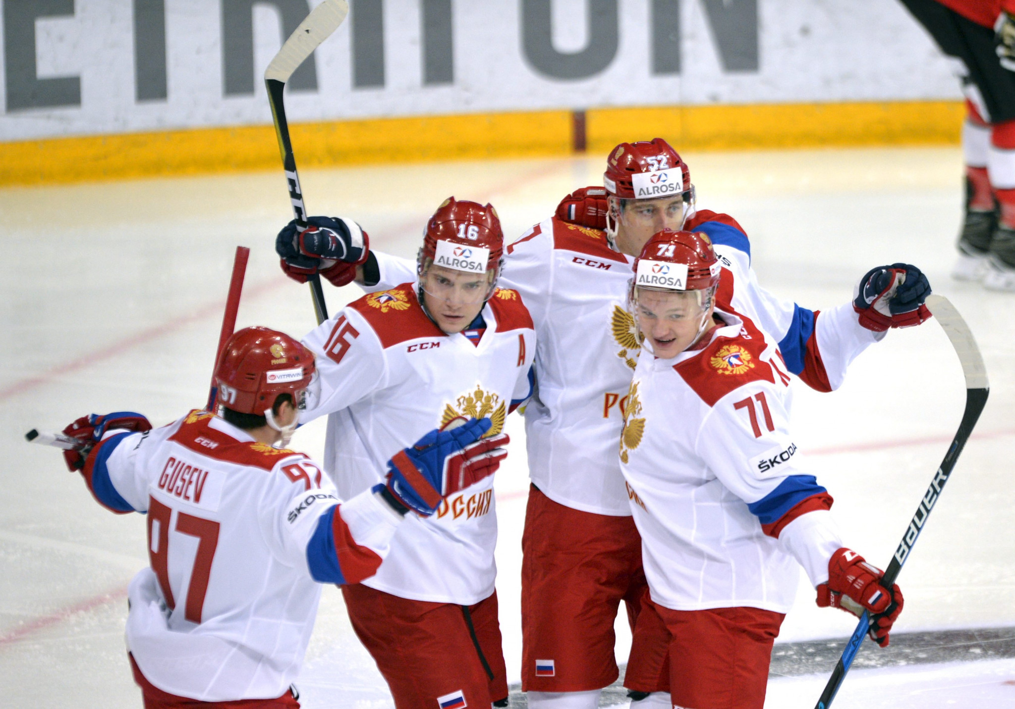 The IIHF has given its full support to Russia competing at Pyeongchang 2018 ©Getty Images