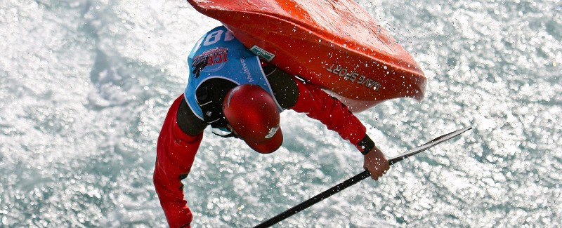 The Canoe Freestyle Kayak Championships is taking place during six days in San Juan in Argentina ©ICF