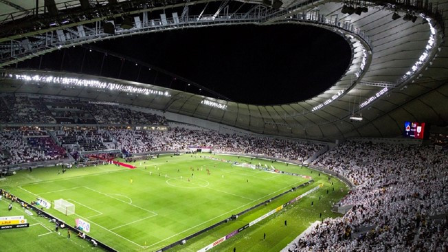 First completed Qatar 2022 World Cup venue receives sustainability award
