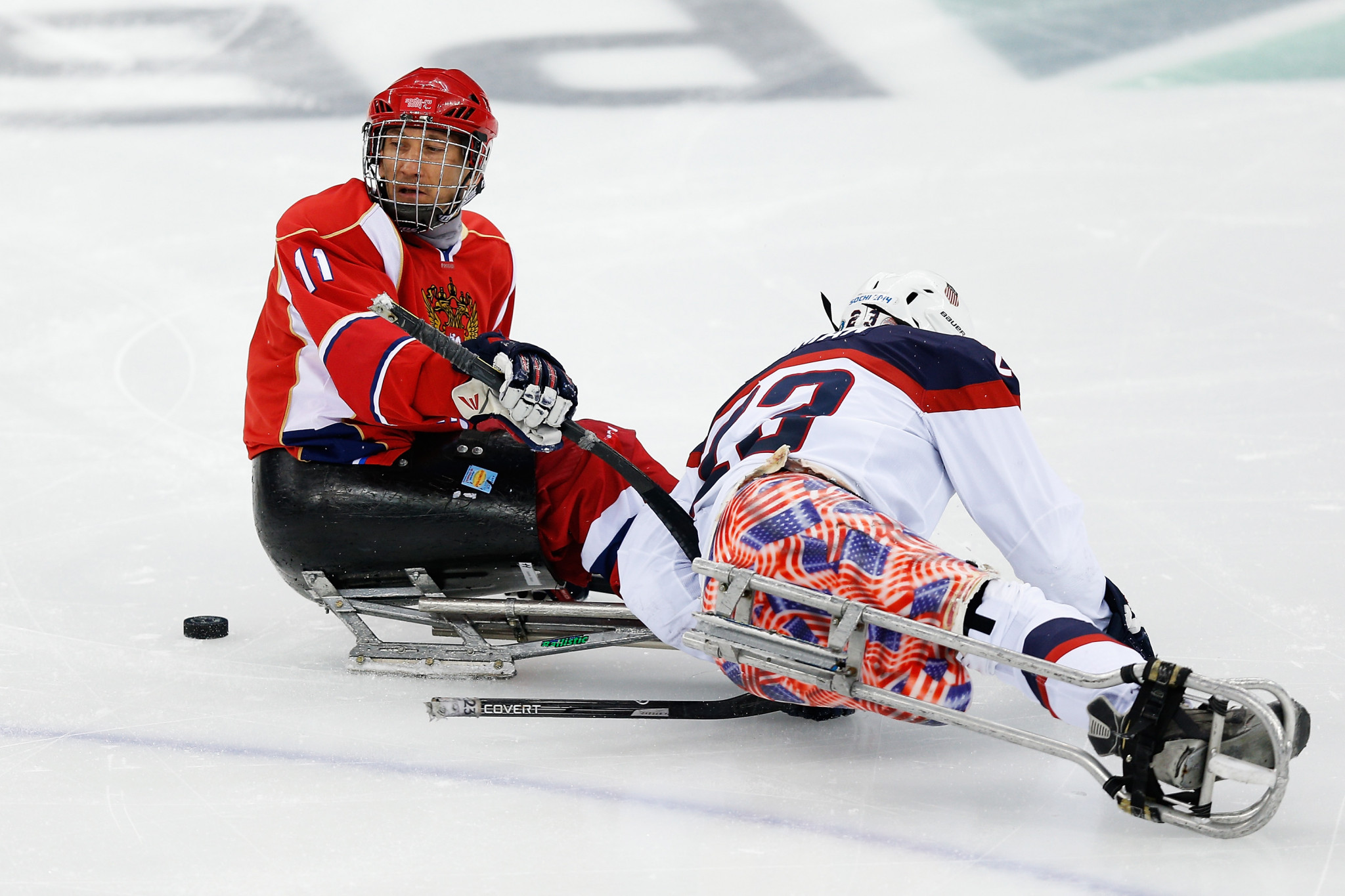 Canada are the top seeds for the Para ice hockey tournament at Pyeongchang 2018 ©Getty Images