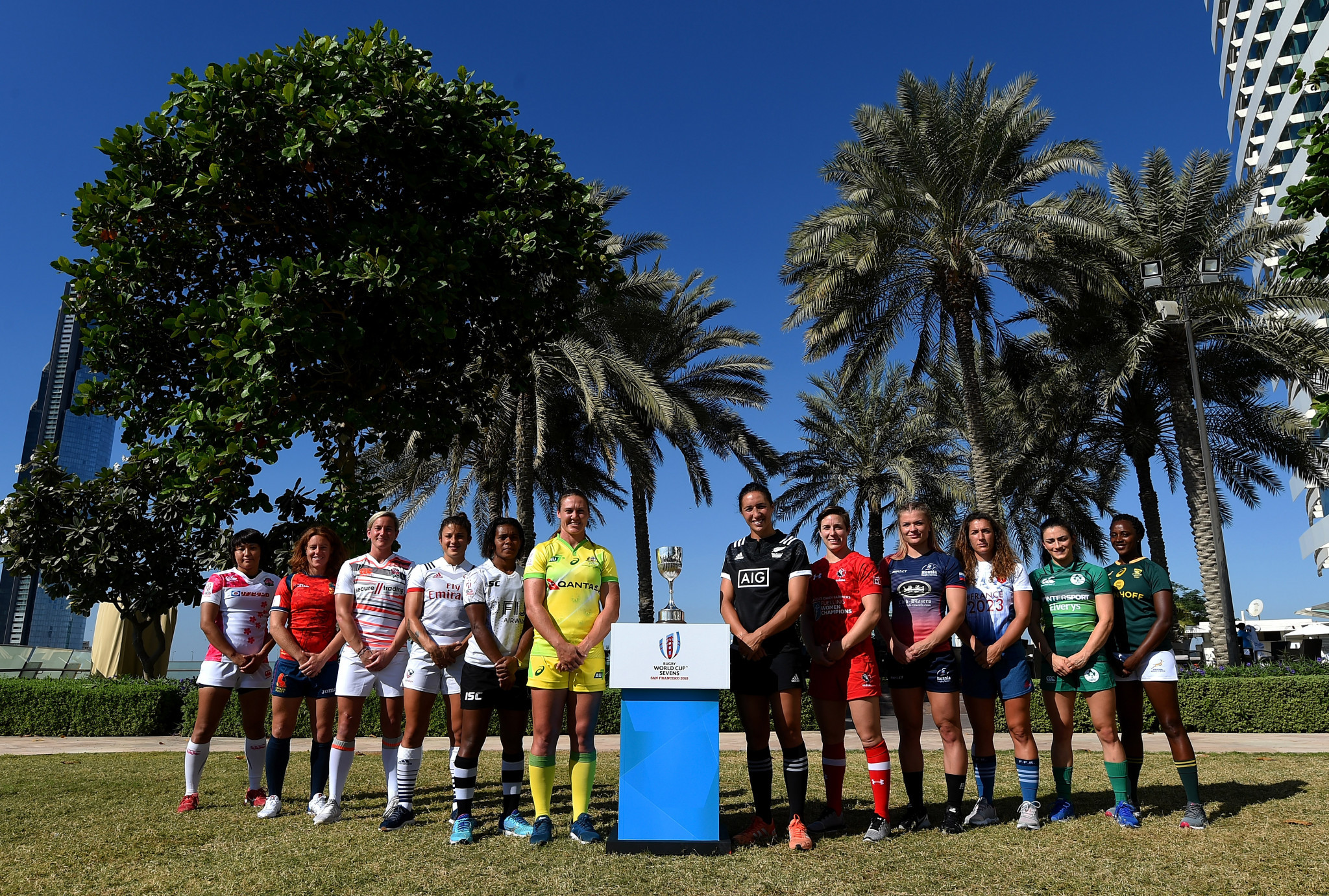 New Zealand and South Africa look to defend their Sevens crowns in Dubai