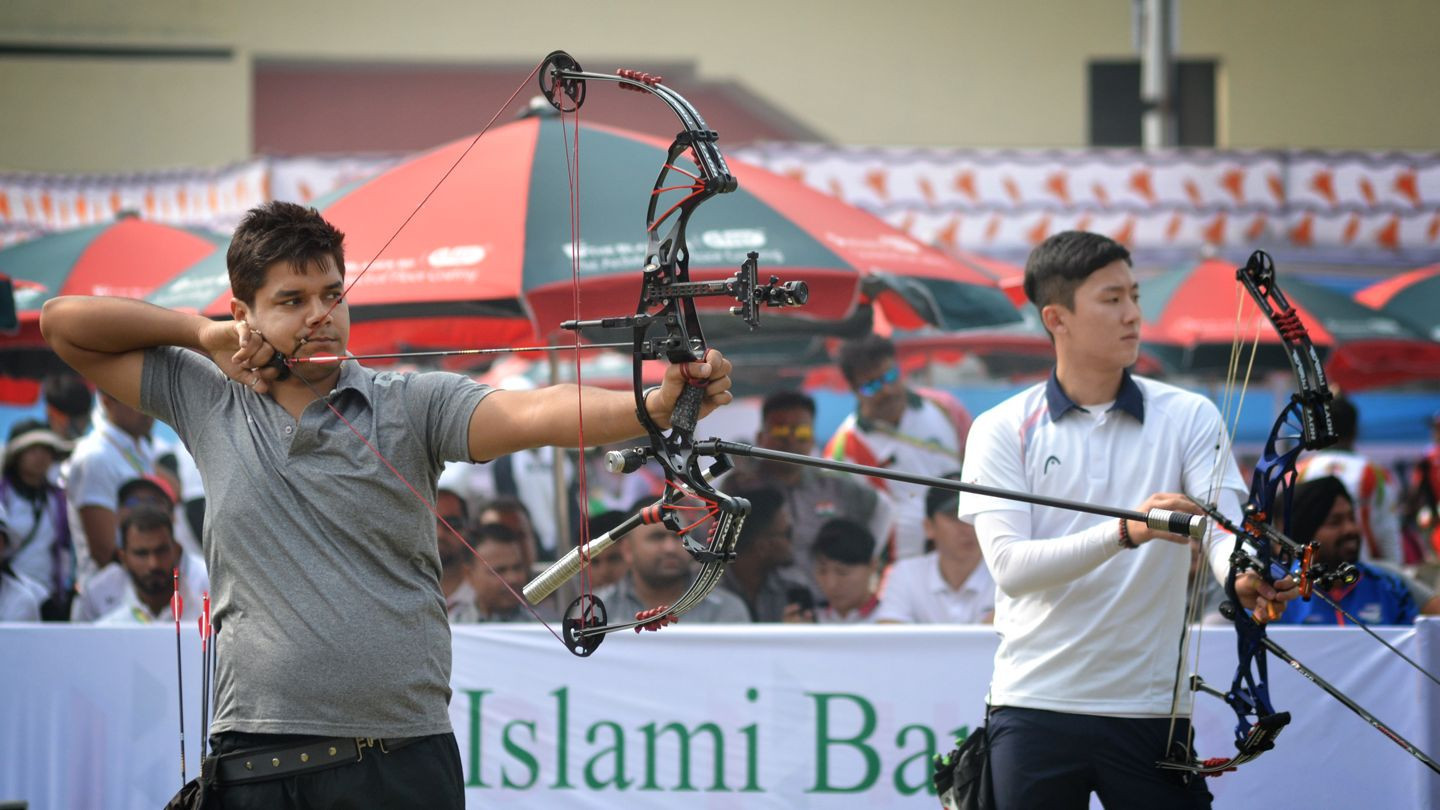 Verma earns men's compound title at Asian Archery Championships