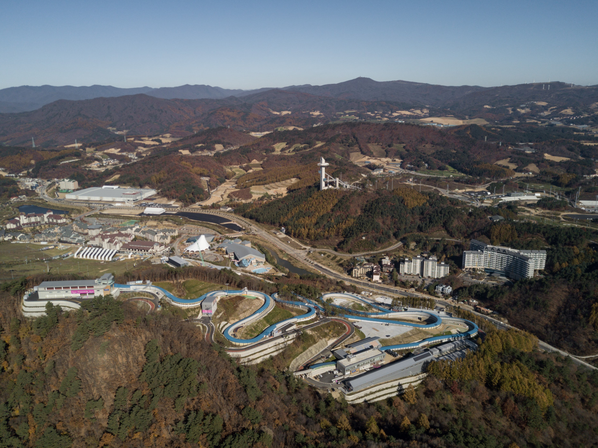 South Korea offer special visa-free entry period to Chinese visitors for Pyeongchang 2018