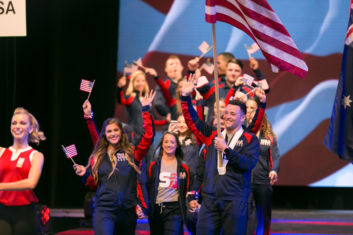 USA Cheer will send a team to the Pyeongchang 2018 Winter Olympics ©USA Cheer