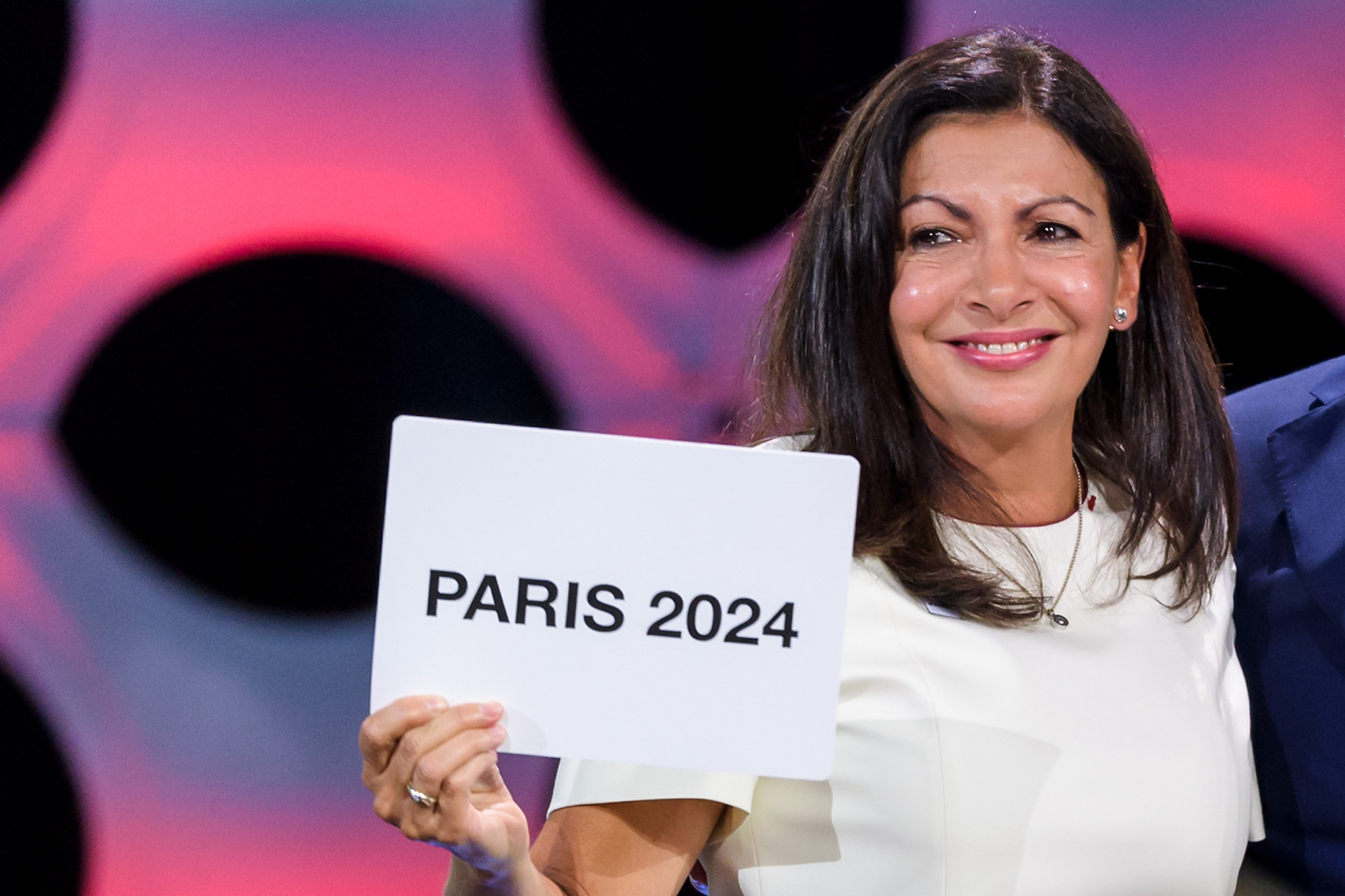 Anne Hidalgo has promised swift action towards confirming the Arena-2 location ©Getty Images