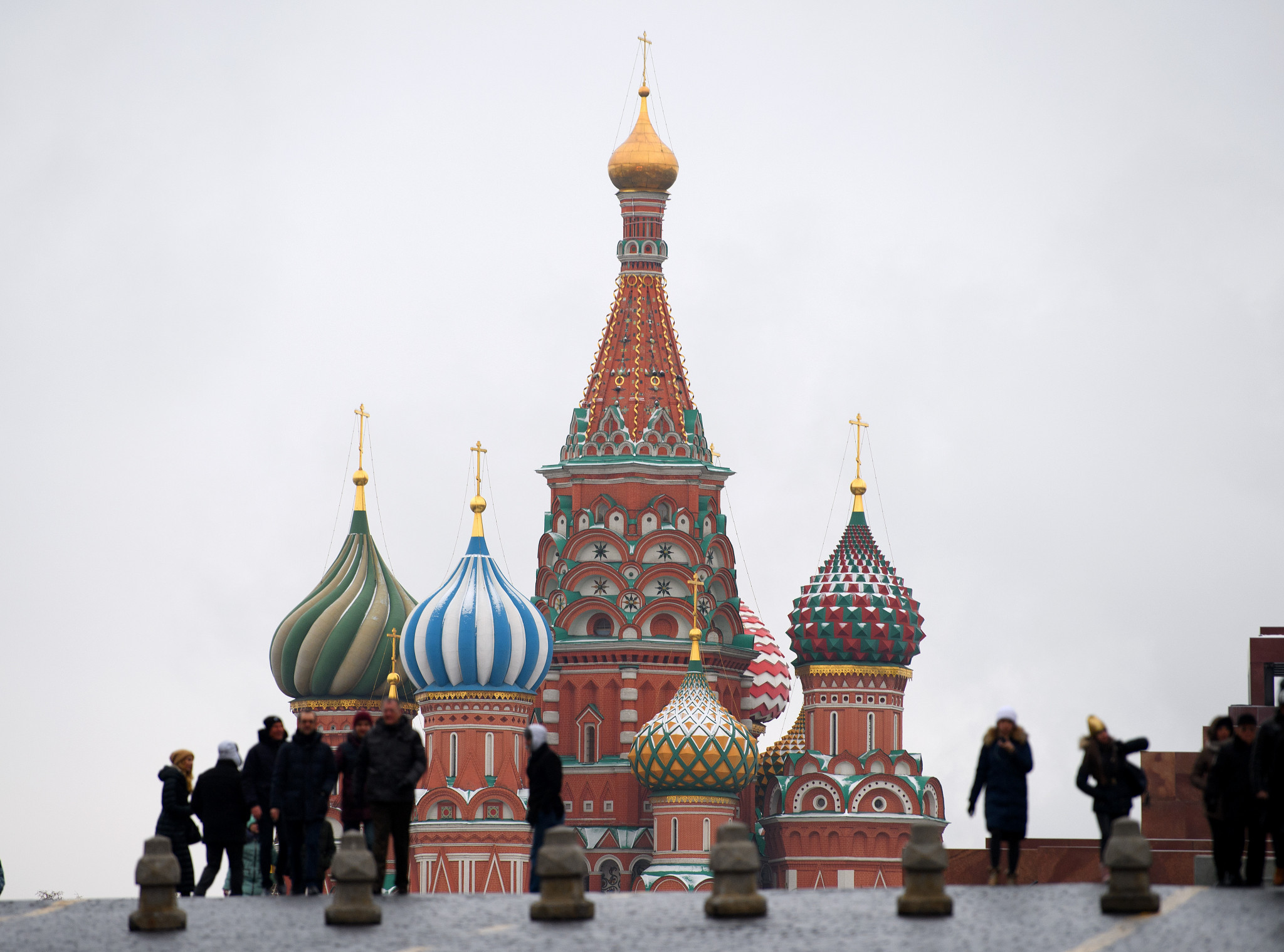 Moscow set for 2018 World Cup draw amid litany of issues