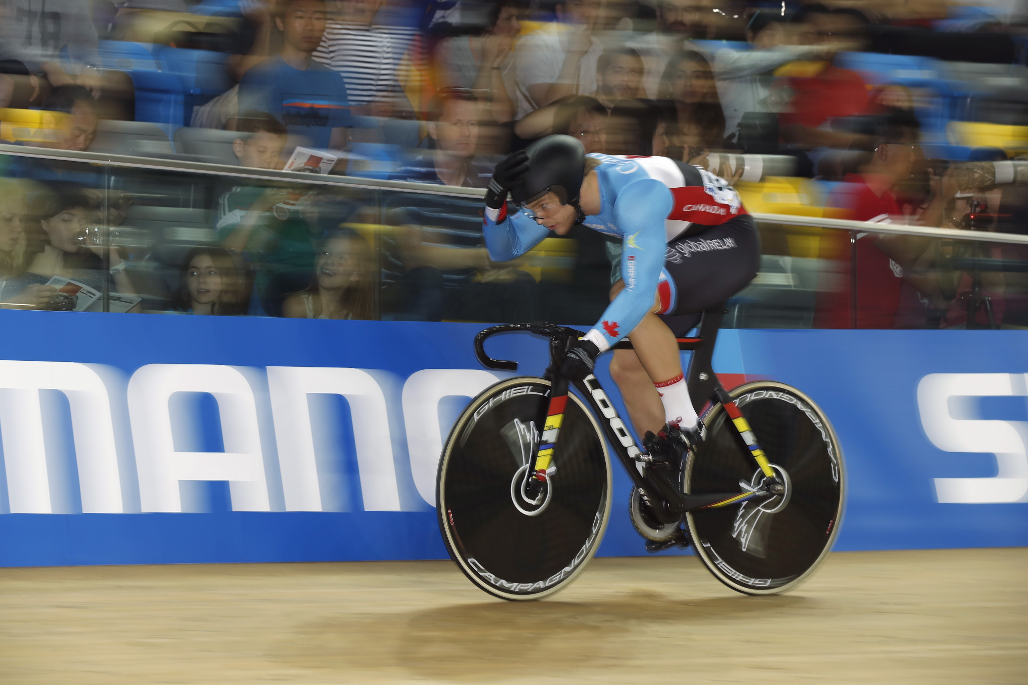 Milton to stage third UCI Track Cycling World Cup of season
