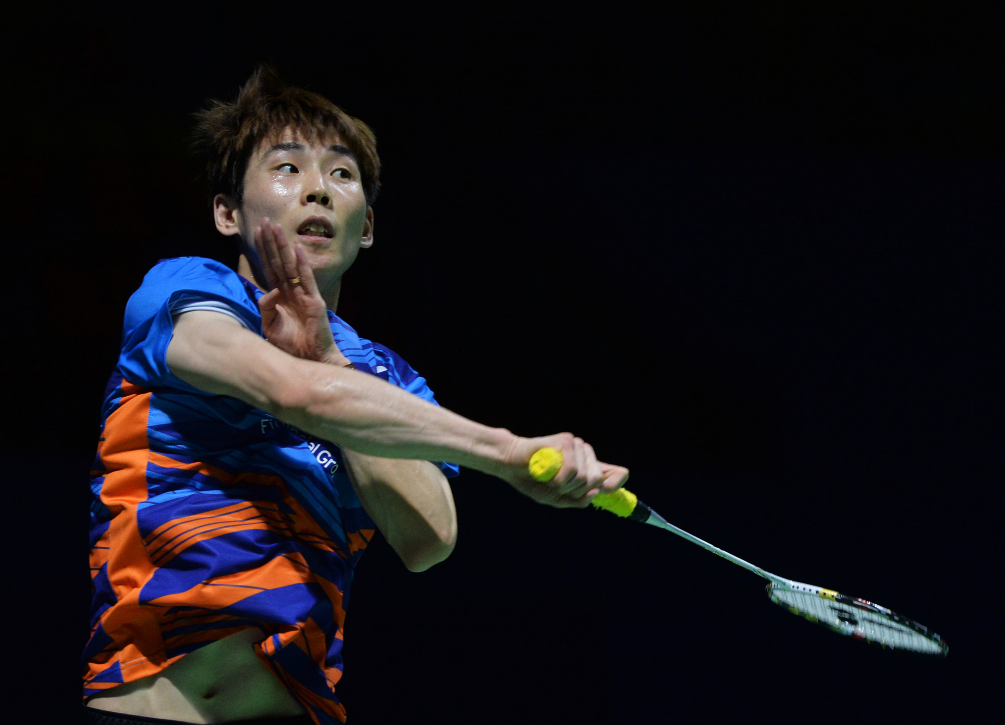 Top seed and defending champion Son suffers shock exit at BWF