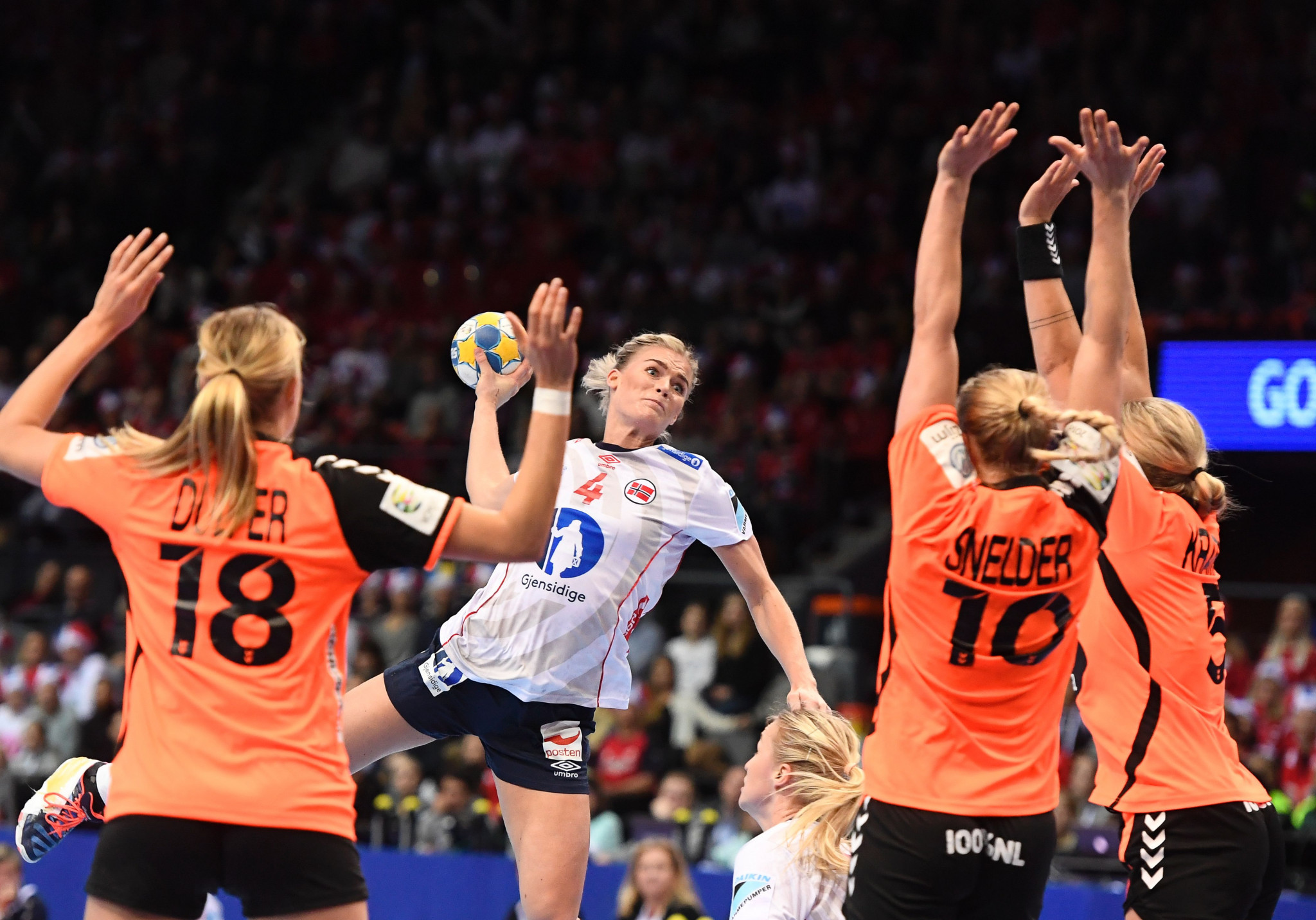 Norway out to defend title at Women's Handball World Championship