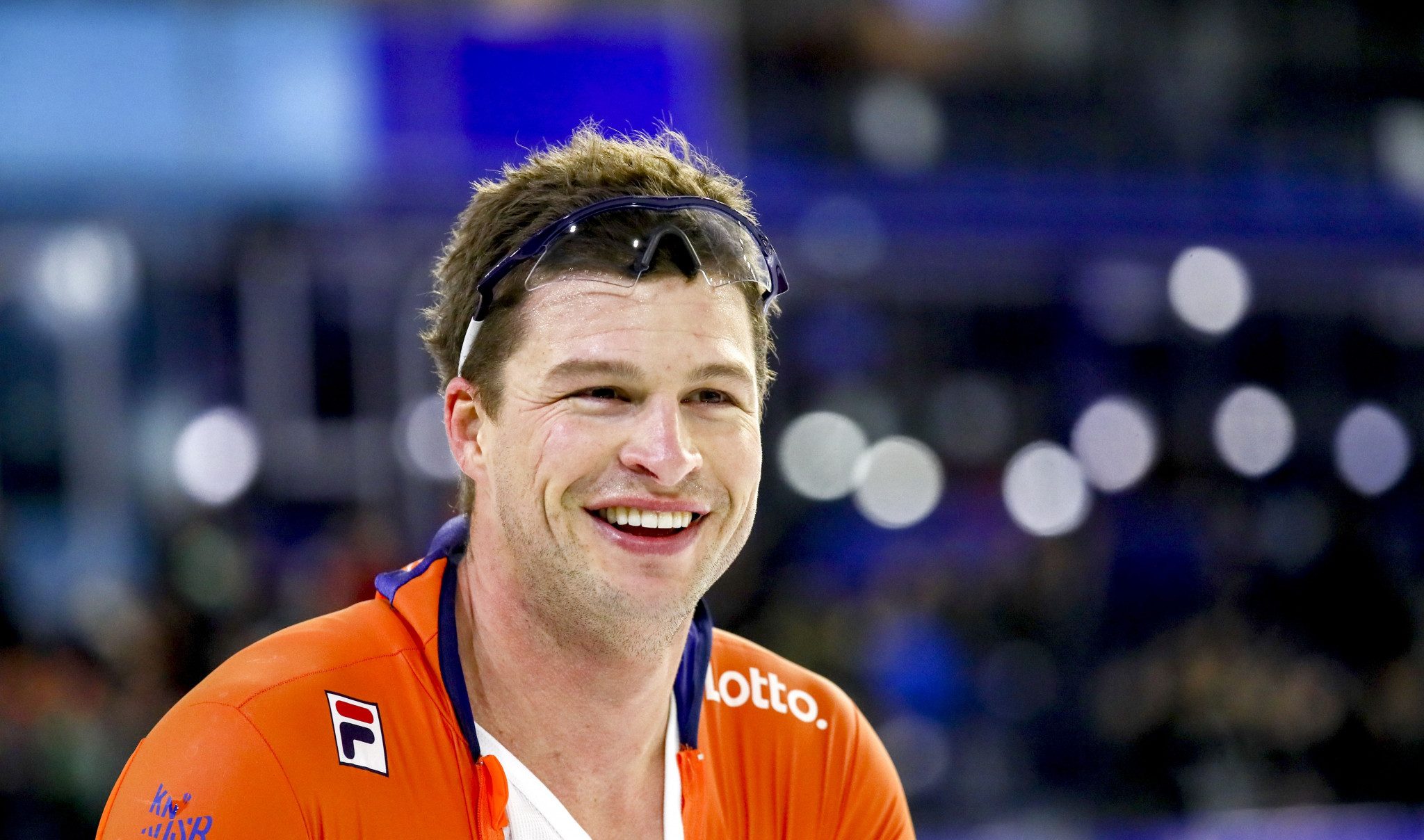 Sven Kramer will expect to triumph in the men's 5000m tomorrow ©Getty Images