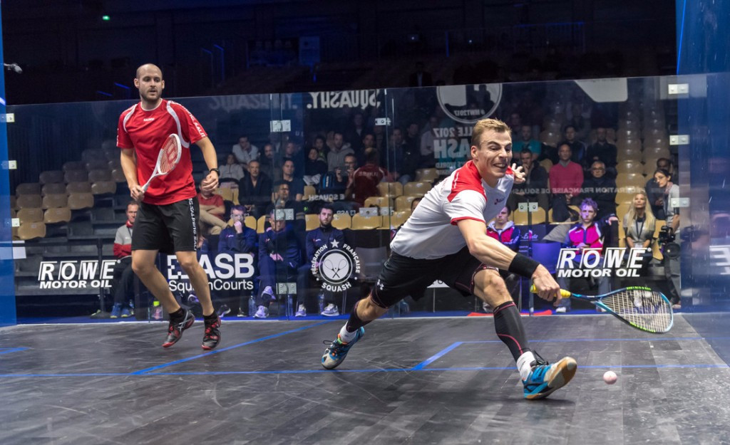 Top seeds England and Egypt cruise into WSF  Men's World Team Championship quarter-finals