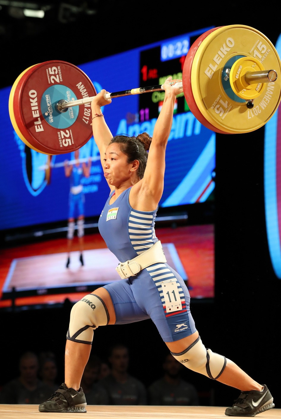 Weightlifting is striving to retain its Olympic status ©IWF