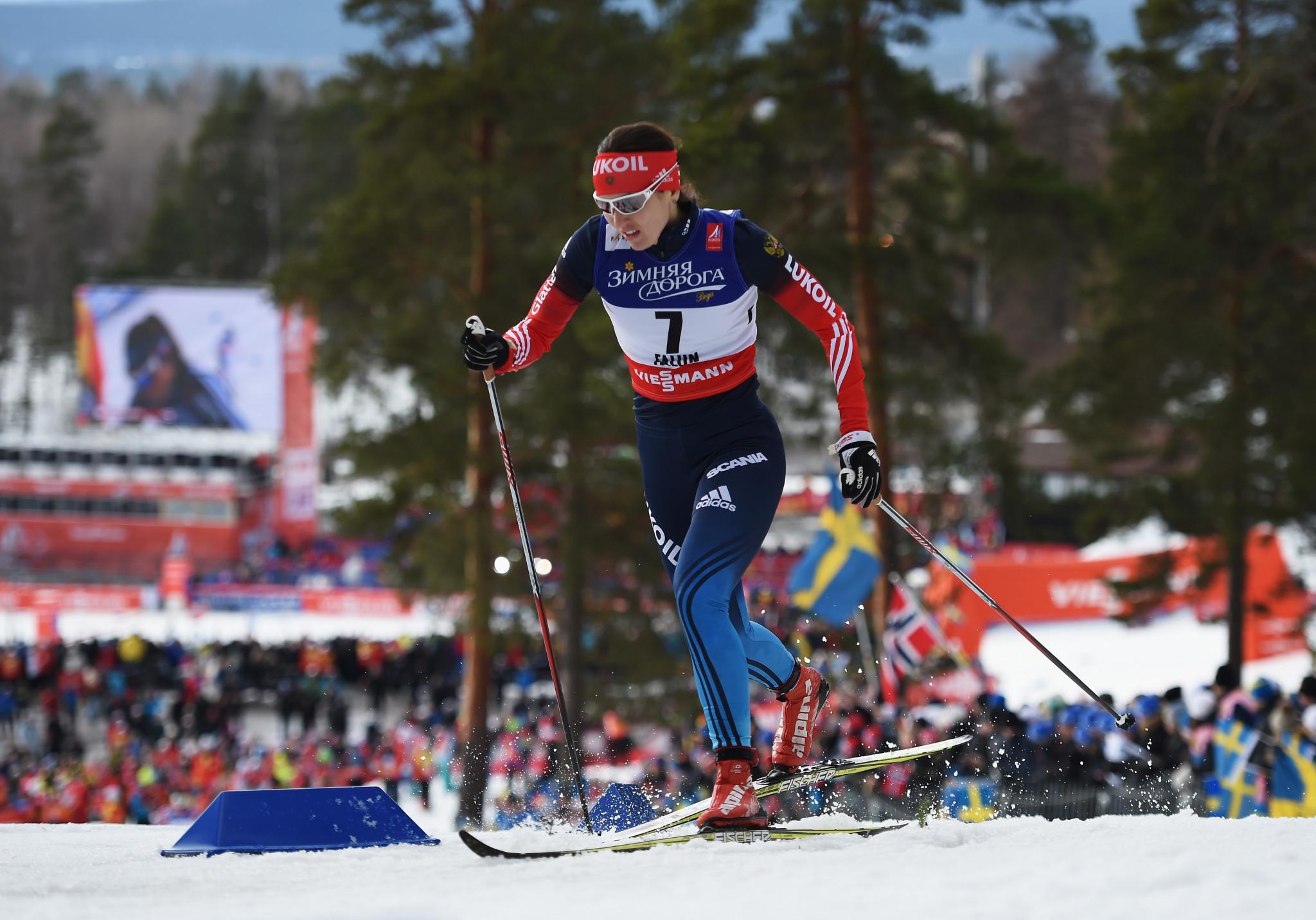Sprinter Anastasia Dotsenko has also been sanctioned ©Getty Images