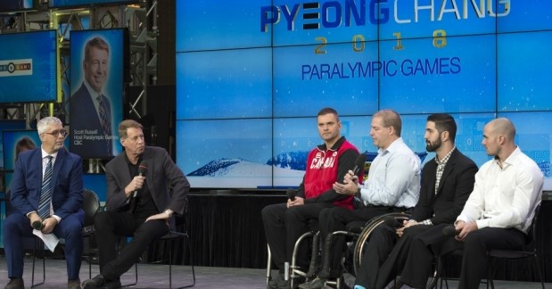 Award-winning consortium sign new deal with Canadian Paralympic Committee to broadcast Pyeongchang 2018