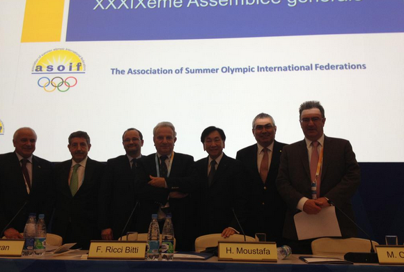 What could the future role be for the he Association of Summer Olympic International Federations? ©ASOIF