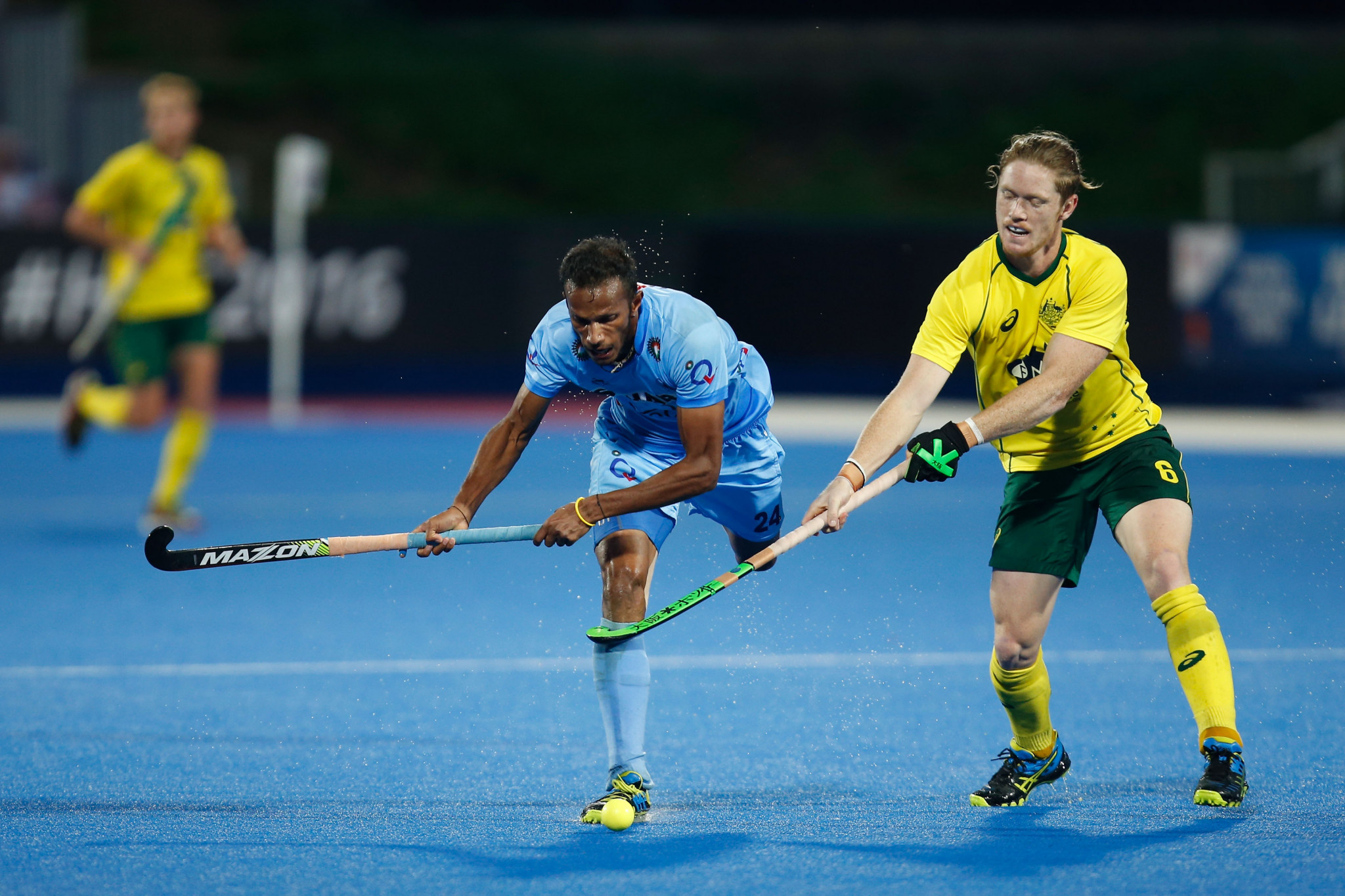 Australia held to draw by hosts India at Men's Hockey World League Final
