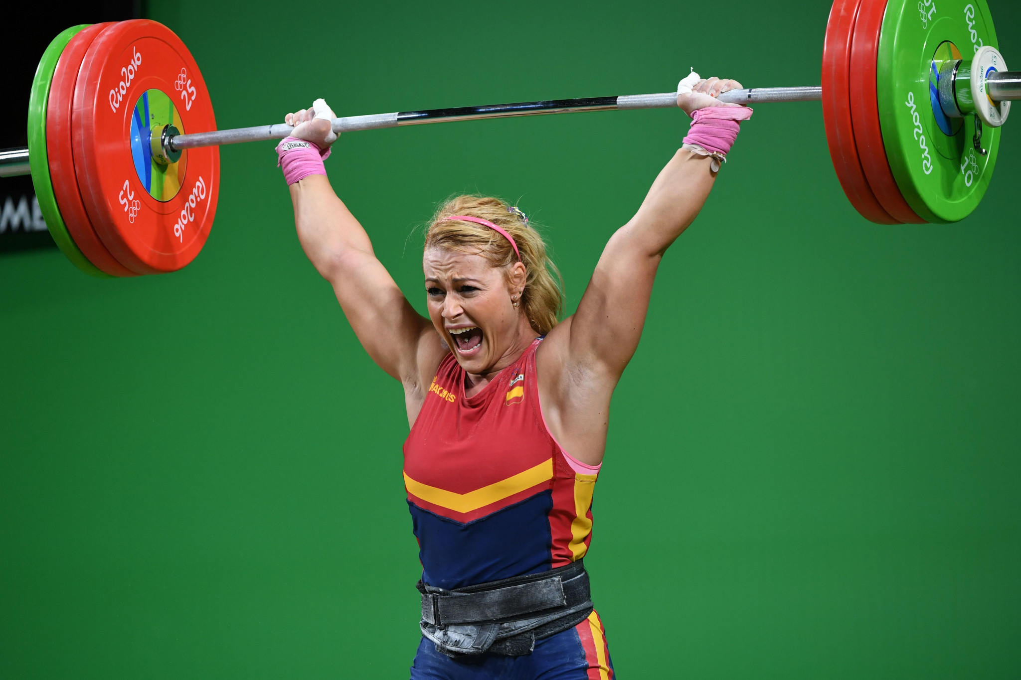 Weightlifter Valentín's long wait for re-allocated Olympic medals to continue into next year