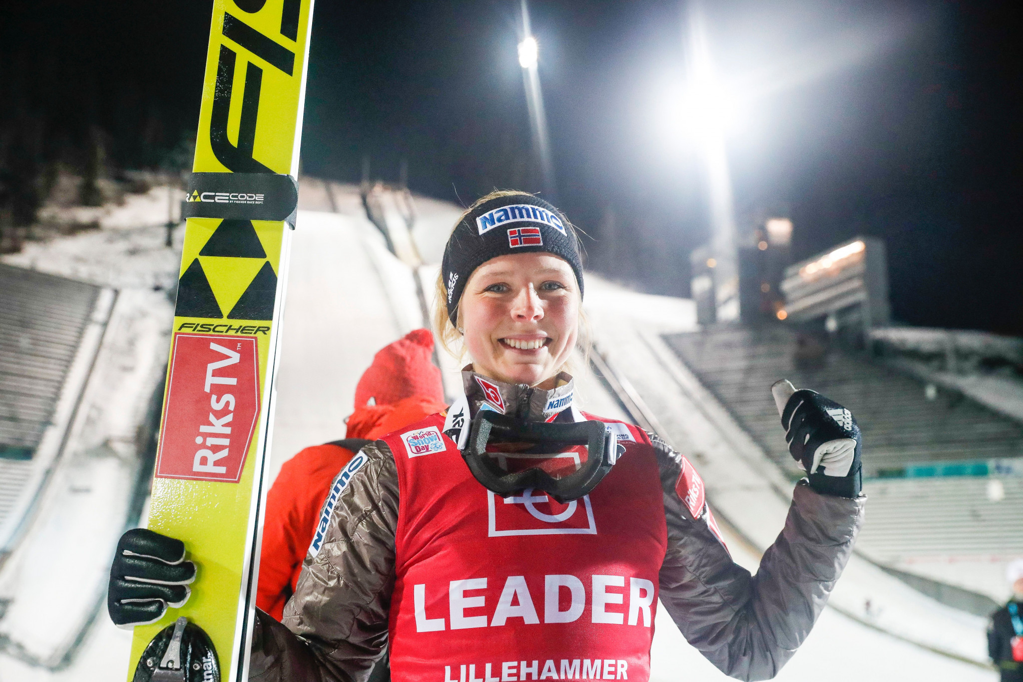 Home win for Lundby as FIS Women's Ski Jumping World Cup season begins