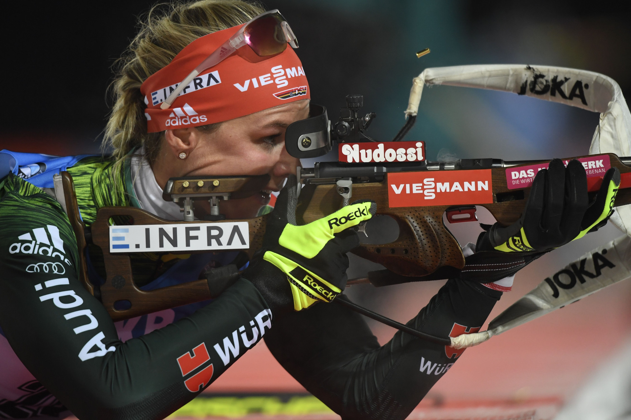 Olympic cross-country bronze medallist Herrmann secures maiden IBU World Cup victory