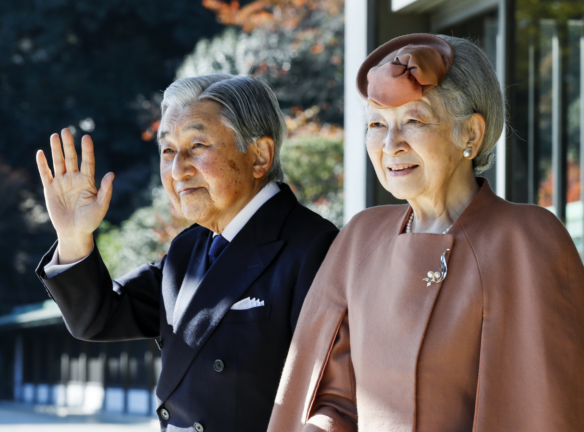 Emperor's abdication means heir will open Tokyo 2020