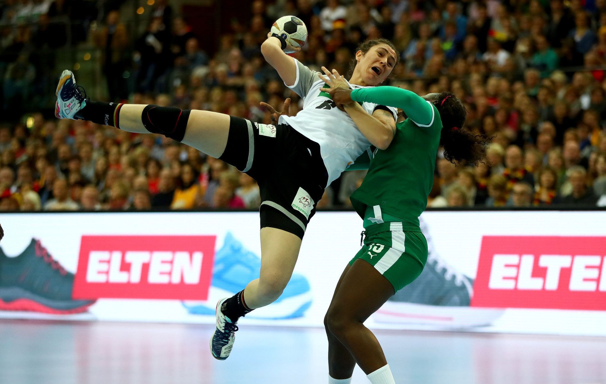 Hosts Germany open with comfortable win over Cameroon at Women's Handball World Championship