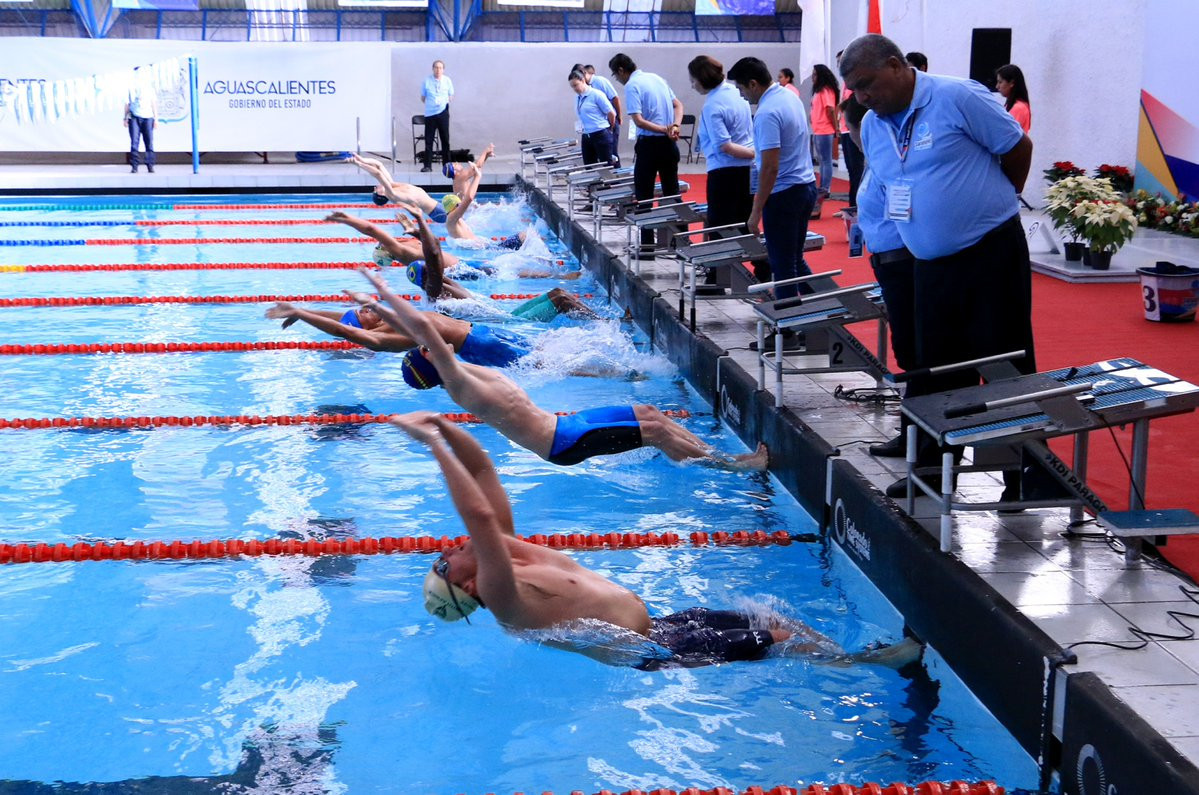 Australian defends title at Inas Swimming World Championships