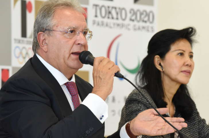 Riccardo Fraccari, President of the WBSC, is heading baseball/softball's bid for Tokyo 2020 inclusion