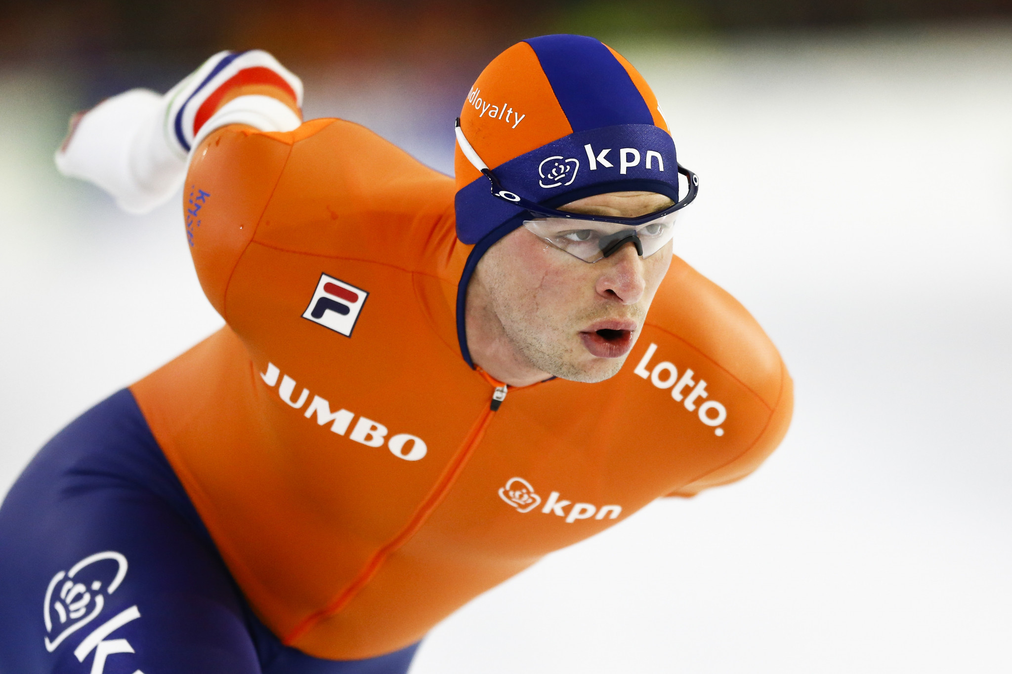 Sven Kramer was among other winners on the first day of competition ©Getty Images