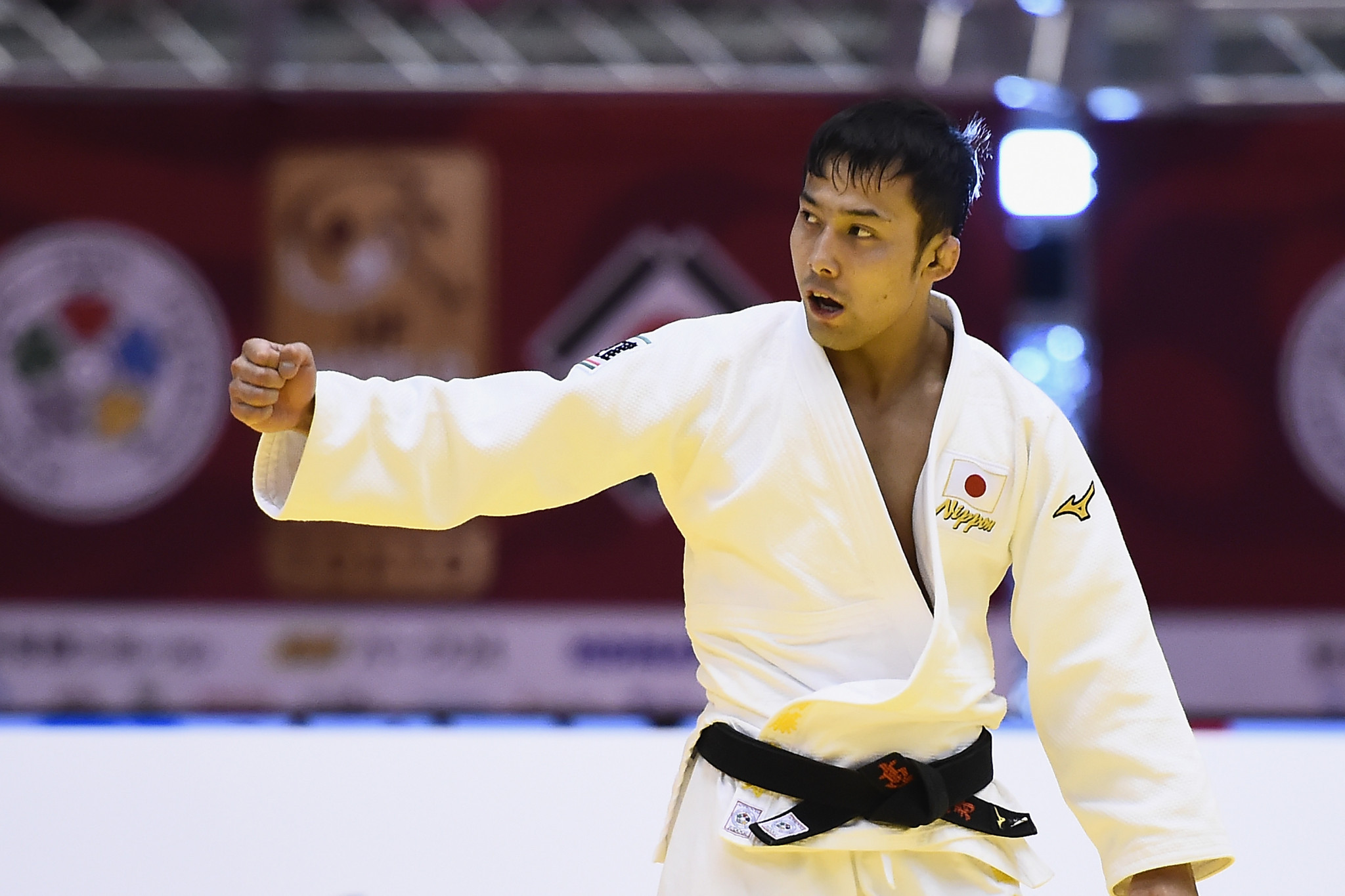 Japan clinch all seven titles on first day of IJF Tokyo Grand Slam